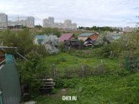 Вид на дома по улице Рылеева