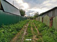 Дорожка к улице Аникеевская