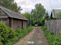 Конец улицы Аникеевская