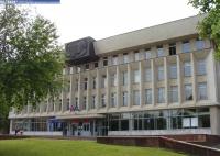 Здание общественно-политического центра