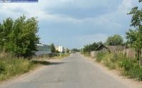 Деревня по улице Промышленной вблизи Химпрома