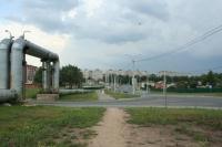 Перекресток Дорожного и Кабельного проездов