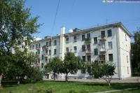 Двор дома 14 по улице Ленинградская