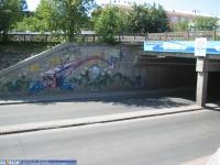 Проспект И.Яковлева, железнодорожный мост