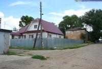 Перекресток улиц Ушакова и академика Павлова