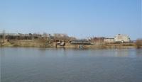 В районе речного порта