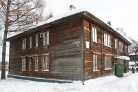 Дом 34 по улице Щорса
