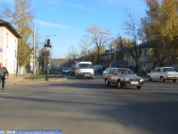 перекресток ул.Б.Хмельницкого и ул.Фучика