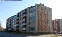 Дом 6 на улице Ильича