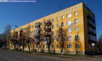 Дом 9 на улице Фрунзе