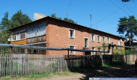 Дом 19 на улице Лесхозной