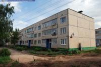 Дом 8 на улице Парковой