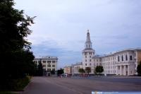 Вечерние Чебоксары - 2010