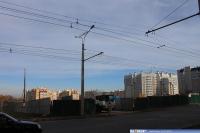 Строительство по ул. Гладкова