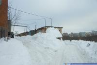 Гаражный комплекс по ул. Казанская