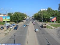 ул. Гагарина в районе Центрального рынка