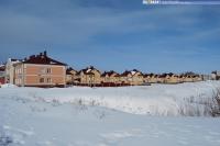 Коттеджный поселок в Новочебоксарске