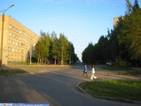 пересечение пр.М.Горького и ул.Кривова