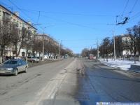 вид на ул. Гагарина с пр. Ленина