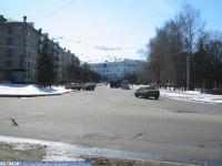 Проспект Ленина, вид на ЧЭАЗ