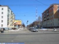 Пересечение ул.Николаева и пр.Ленина