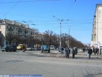 пересечение пр.Ленина и ул.Гагарина
