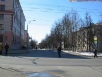 Пересечение пр.Ленина и ул.Ильбекова