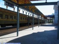 Платформы железнодорожного вокзала