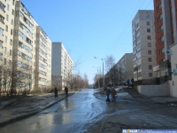 Улица Ахазова