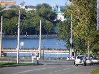 улица Урицкого, вид на залив