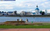 Успенская церковь и мужской монастырь