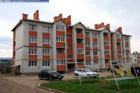 Дом 3А на улице Комсомольской