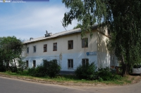 (Дом снесён) Дом 4 на улице Яблочкова