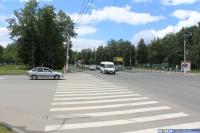 Перекрёсток Московского проспекта и улицы Пирогова