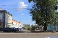 Вид на улицу Матросова
