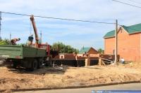 Стройка 26 дома по ул. Осипова