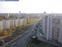 улица Университетская - вид с высоты