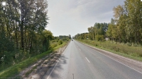 Дорога на Атлашево