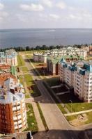 улица Игнатьева - вид сверху