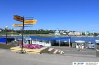 Чебоксарский речной порт