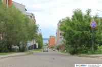 Дорога между улицами Свечкова и Игнатьева