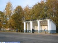 """остановка """"Ашмарина"""" по пр.Яковлева"""