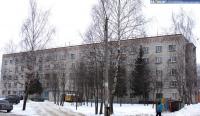 Общежитие по ул. Ашмарина, 34-1