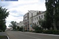Дома 7, 5, 3 по улице Октябрьская