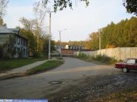 ул. Пржевальского (район ул. Зорге)