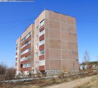 Дом 60-1 на улице Ломоносова
