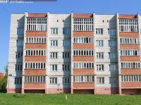 Дом 57 на улице Первомайской