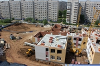 Строительство детского сада по ул. Гражданской