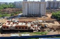 Строительство офисного здания по ул. Байдула