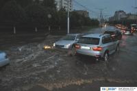 Потоп на проспекте М.Горького